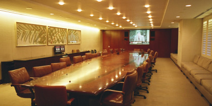 Corporate Meeting Spaces